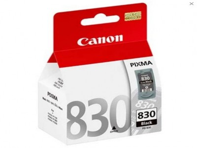 Cartridge Canon PG-830 - Hitam