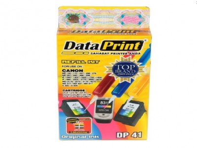 DataPrint Tinta Refill Warna Canon DP 41
